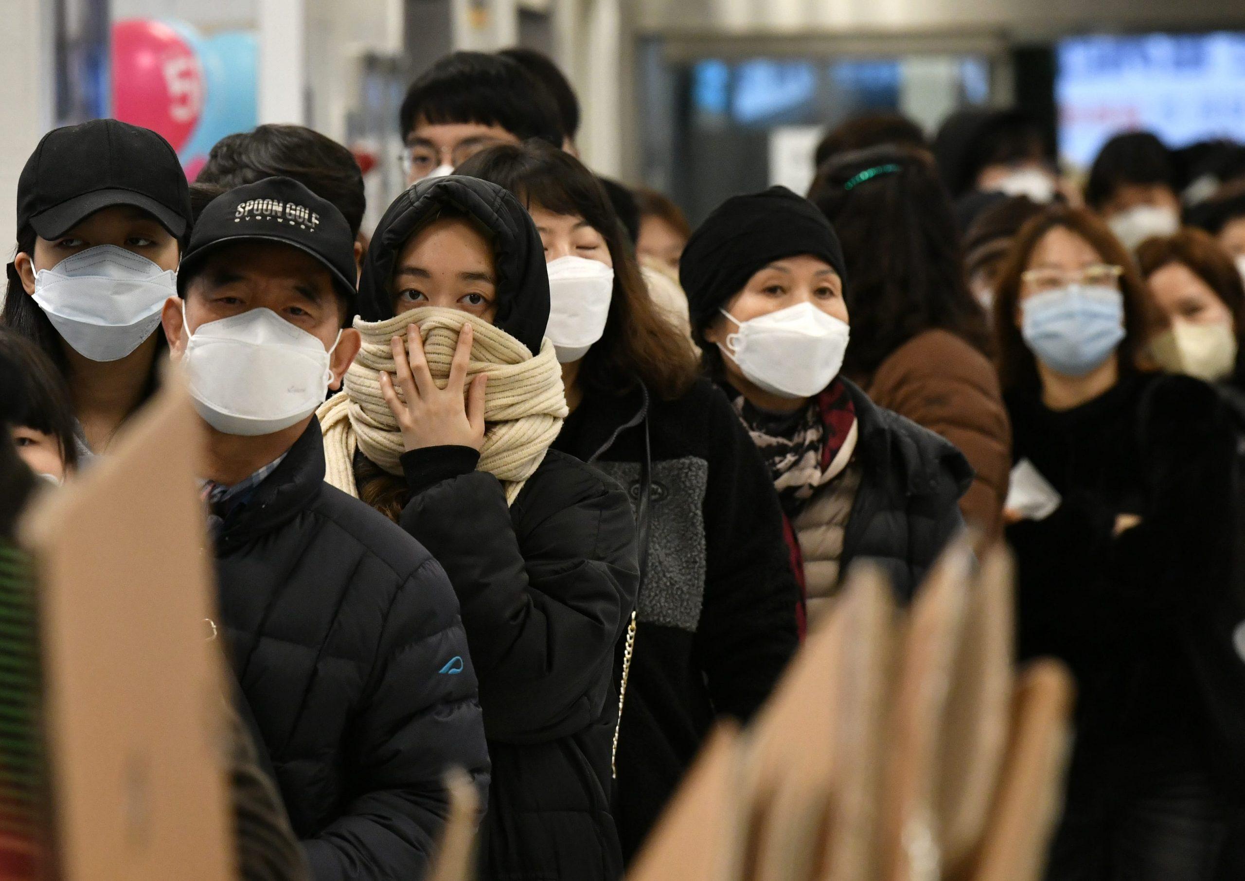 چین از افزایش موارد ابتلا به کرونا در این کشور خبر داد