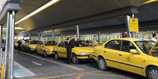 طرح ترافیک لغو شد تاکسیها بیمسافر ماندند