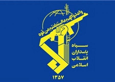 پرتاب نخستین ماهواره نظامی جمهوری اسلامی ایران توسط سپاه