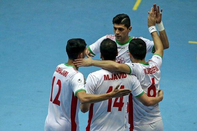 ایران برای تعویق جام جهانی فوتسال به فیفا نامه میزند؟