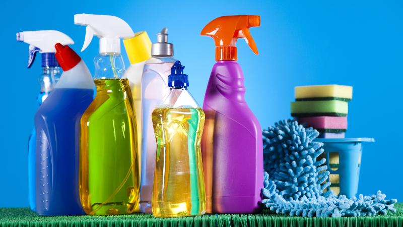 استفاده از هر گونه محلولهای شیمیایی با بوی تندپرهیز کنید