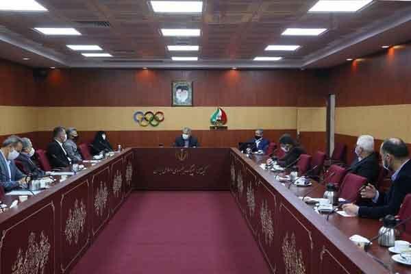جزئیات اولین نشست هیات اجرایی کمیته ملی المپیک تشریح شد