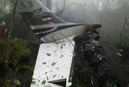 سقوط هواپیمای نیروی انتظامی در سلمانشهر