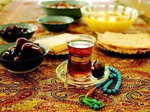 اصول کلی تغذیه در ماه مبارک رمضان 