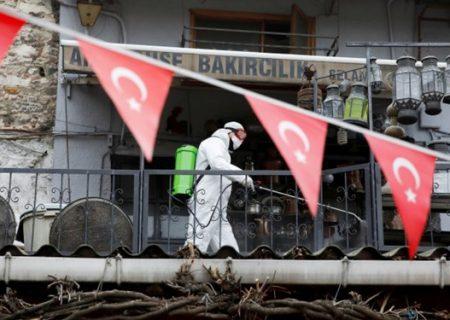 اتمام منع تردد ۴۸ ساعته مجدد در ترکیه