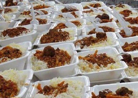 توزیع ۳۳۱ هزار پرس غذای گرم بین نیازمندان