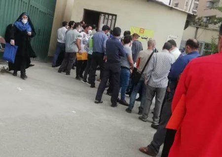 ازدحام خریداران مسکن مهر درشرکت عمران پردیس