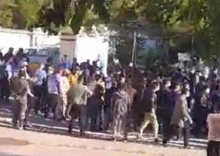 اعتصاب کارگران چینی در شمال تاجیکستان