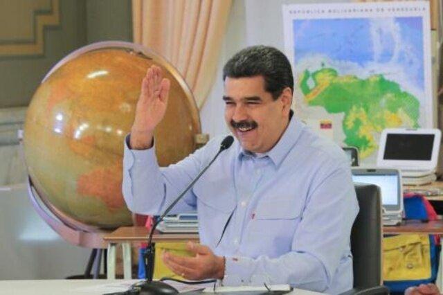 لنگر انداختن اولین نفتکش ایرانی در ونزوئلا؛ مادورو تشکر کرد