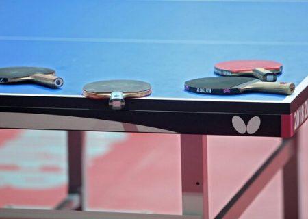 تمدید لغو تمامی رویدادهای تنیس روی میز