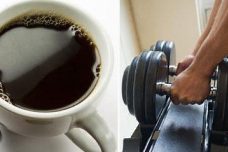 ورزش همان کار قهوه را برای شما میکند!