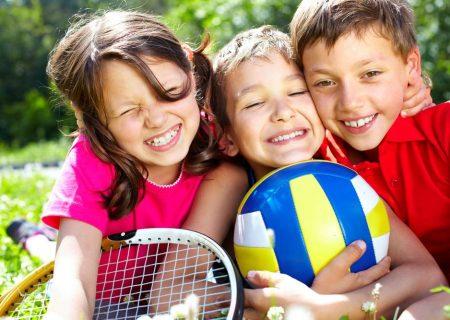 چه ورزشهایی قد کودکان را بلندتر میکند؟