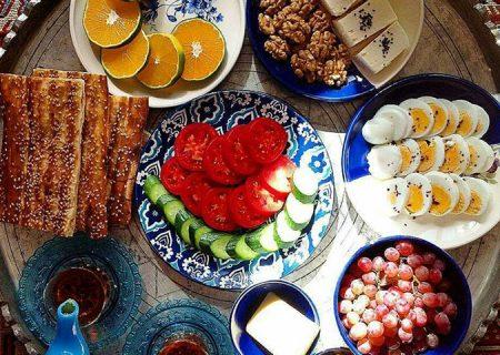 ۳ ویژگی برای داشتن سالمترین و مقویترین صبحانه!