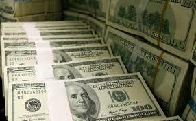 کسری بودجه ماهانه دولت فدرال آمریکا رکورد زد