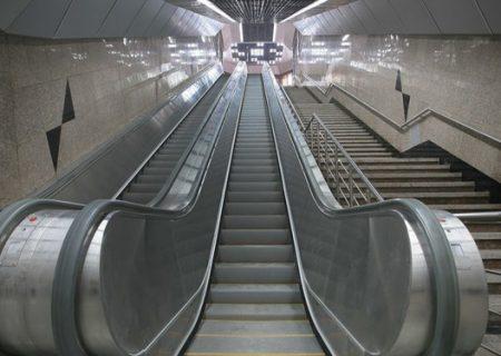 ۵۸ ۱دستگاه پله برقی در خط ۷ مترو تهران نصب میشود