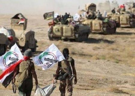 استقرار مجدد الحشد الشعبی در ۵ منطقه از استان دیالی عراق