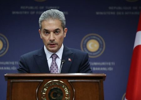 آنکارا: از عراق در مقابله با تروریسم انتظار همکاری داریم