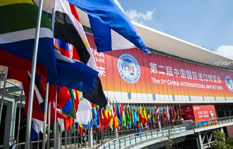 سومین نمایشگاه بین المللی واردات چین برگزار می شود