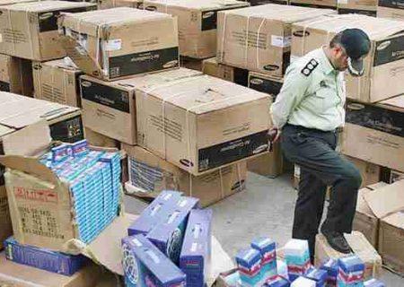 اجرای اولین مرحله طرح مبارزه با قاچاق کالا در سال جاری