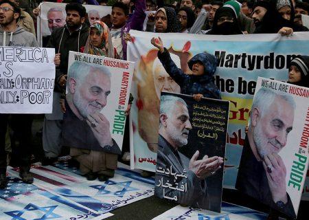 ترور سردار سلیمانی نماد سیاست خارجی خصمانه آمریکا است