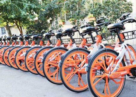 انجام روزانه بیش از ۲ هزار سفر در پایتخت با دوچرخههای اشتراکی