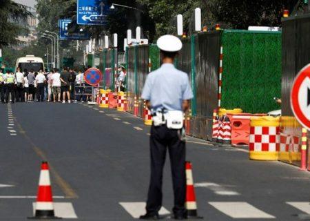 چین: کنسولگری آمریکا در چنگدو تعطیل شد
