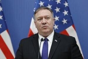 ادعای جدید پمپئو درباره ایران
