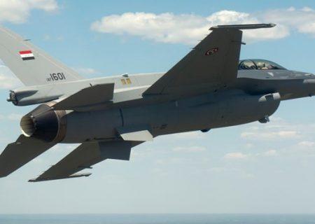 حملات هوایی و زمینی نیروهای عراق به داعش در سامراء و کرکوک