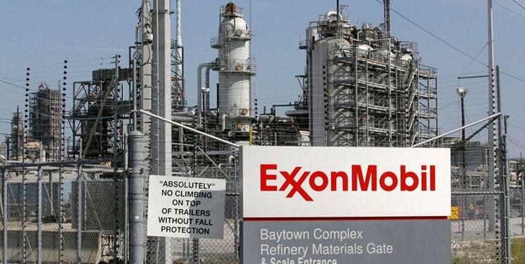 شرکت نفتی اگزون آمریکا دوباره گزارش ضرر داد