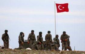 کشف جسد گلولهباران شده سرباز ترکیه در سوریه