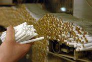 کاهش ۲۱ درصدی تولید سیگار در ایران