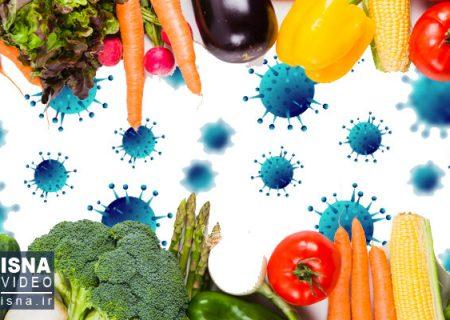 توصیههای تغذیهای در بیماریهای تبدار به ویژه کرونا