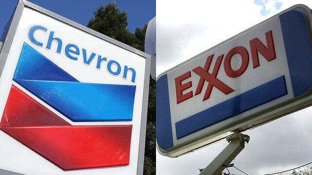غافلگیری بازار از ضرر سنگین غولهای نفتی آمریکا