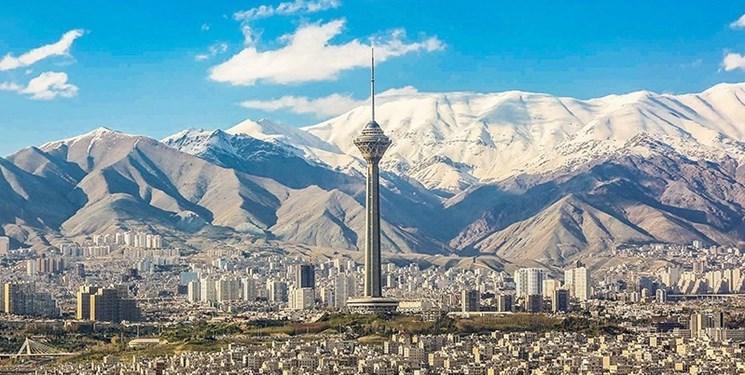 کیفیت هوای تهران در نیمه نخست امسال