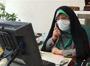 ابتکار از صبر خانوادههای شهدا و ایثارگران تجلیل کرد