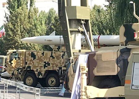 افتتاح نمایشگاه دستاوردهای دفاع مقدس توسط قالیباف