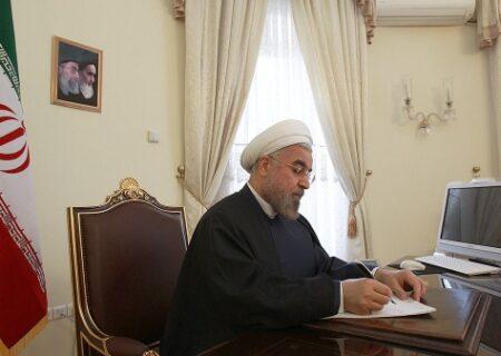 رئیس جمهور، درگذشت امیر کویت را تسلیت گفت