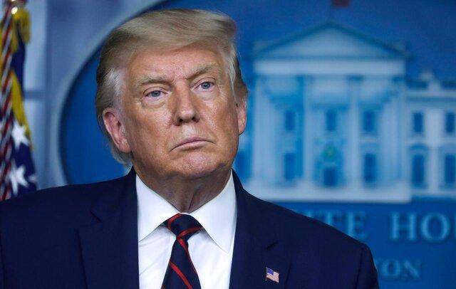 واکنش ترامپ به ادعای ضدایرانی مطرح شده در یک نشریه آمریکایی