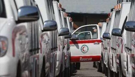 مجوز واردات ۹۰۰ دستگاه خودروی عملیاتی مورد نیاز هلالاحمر صادر شد