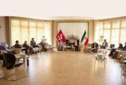 برگزاری نخستین جلسه شورای راهبردی شهر سلامت پدیده