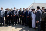 مراسم آغاز عملیات اجرایی پروژه رهباغ حضرت زهرا (س) برگزار شد
