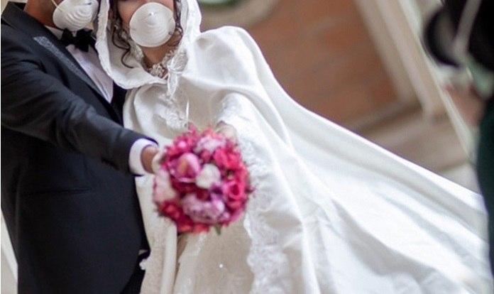 رقص مرگ در عروسی های کرونایی