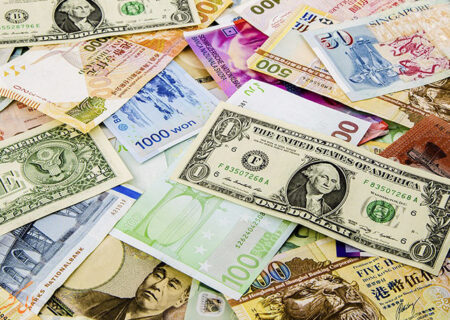 افزایش نرخ ارز در صرافیهای بانکی