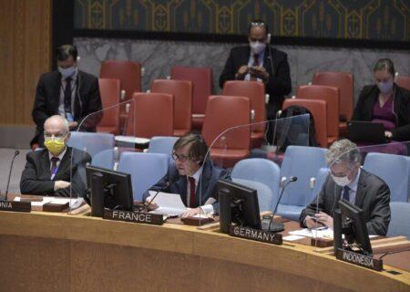 نماینده فرانسه در سازمانملل: قطعنامه ۲۲۳۱ باید از سوی همه کشورها اجرا شود