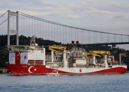 تجدیدنظر ترکیه در برآورد اکتشافات گازی دریای سیاه