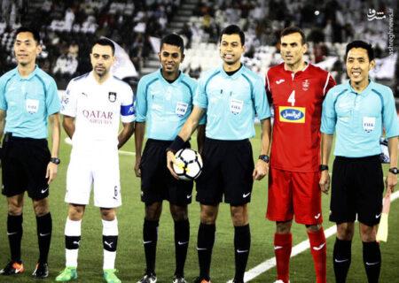 مروری بر قضاوتهای داور پرسپولیس – النصر برای فوتبال ایران