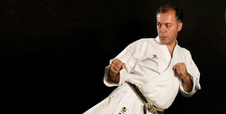 صافی: کاراته ایران موفق است ولی به آن توجه نمیشود