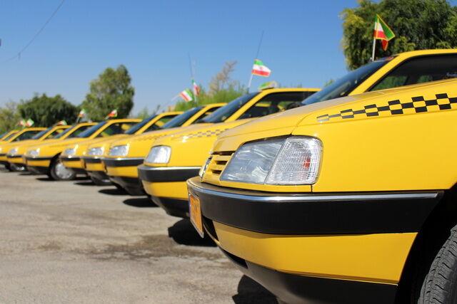 تحویل ۲ماهه تاکسیها با استاندارد یورو ۵ بعد از تکمیل ثبتنام
