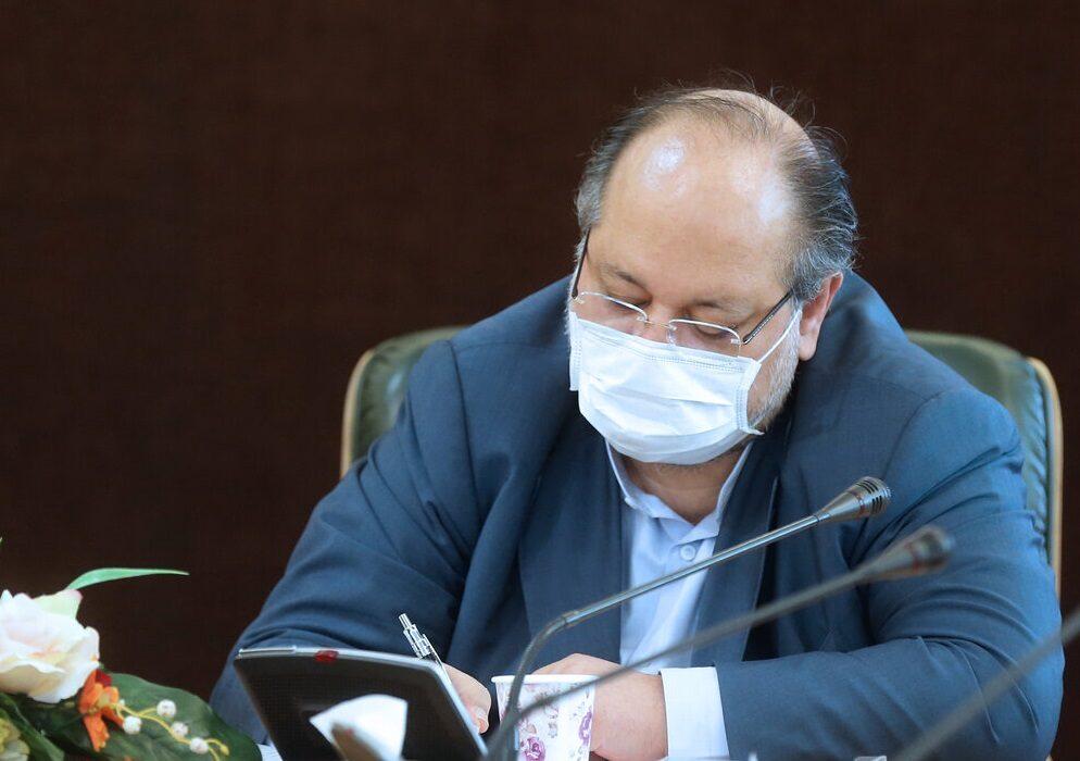 وزیر تعاون: فخری زاده توسط دشمنان ایران به شهادت رسید