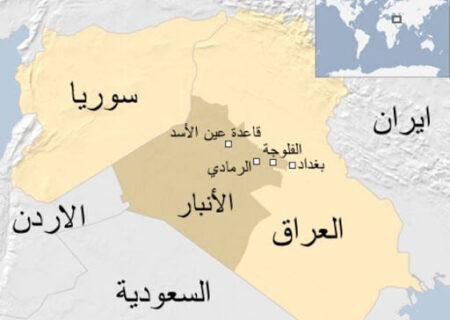 آغاز عملیات اکتشاف نفت و گاز در استان الانبار در غرب عراق